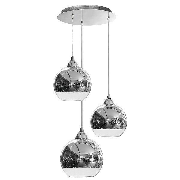 Lampa Wisząca Globe Iii Chrom Lampy Wewnętrzne Lampy Sufitowe