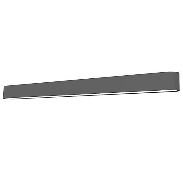 Kinkiet Soft Led Graphite 93x6cm