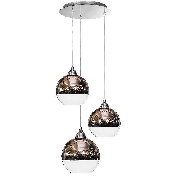Lampa Wisząca Globe Iii Miedź