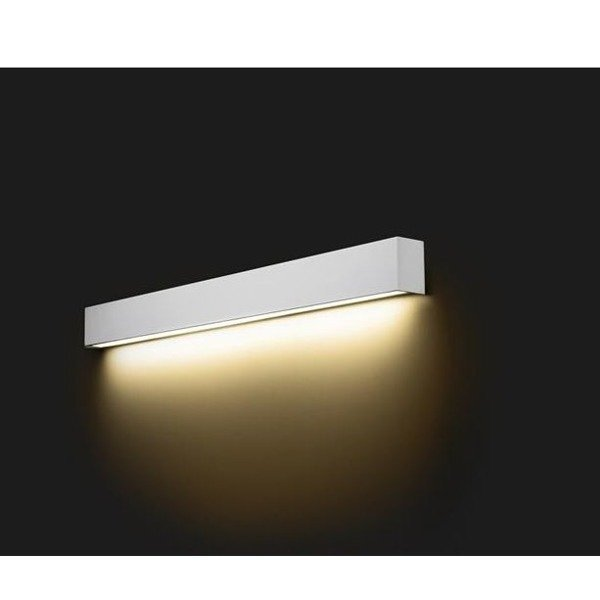 Kinkiet STRAIGHT WALL LED WHITE M 92cm