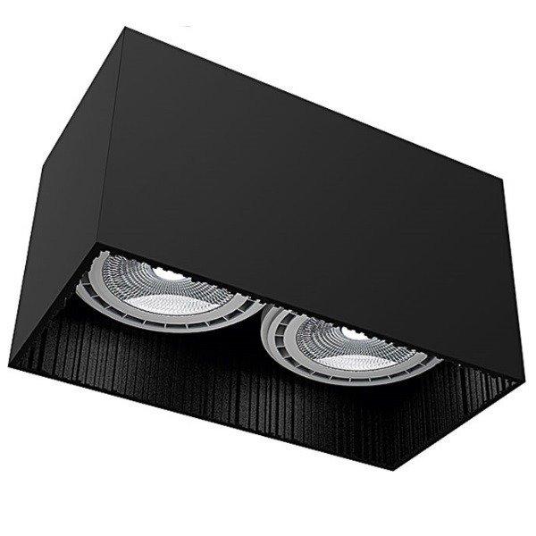 Lampa Sufitowa Groove Black