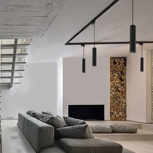 szyny sufitowe lampy do zabudowy