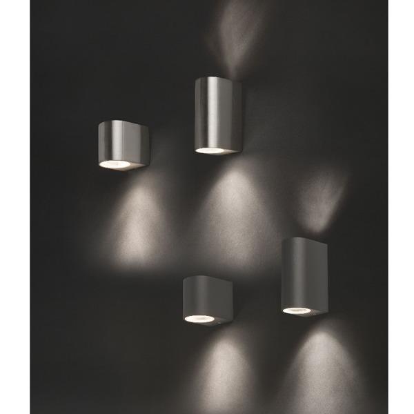 jedno punktowe lampy zewnętrzne