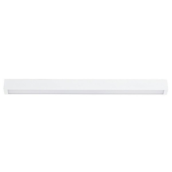 Lampa sufitowa STRAIGHT LED white ceiling 92cm